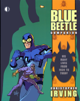 Blue Beetle Companion cover by Cully Hamner