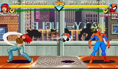 Marvel Super Heroes - Laundrydoken