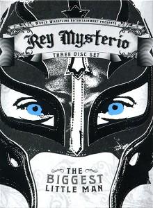 Rey Mysterio - Little Big Man DVD front