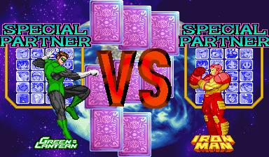 Vs. Maker - MvsC GL vs. Iron Man